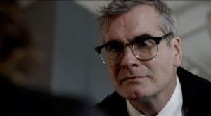 The Last Heist, Henry Rollins as Bernard