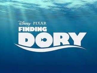 "Disney Pixar ""Finding Dory"" title"