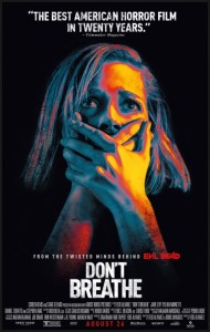 Movie Review: Don't Breathe