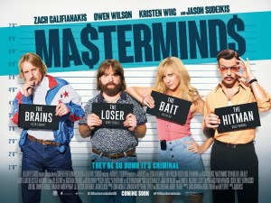 Coming Soon Trailers: Masterminds