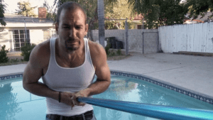 Review of poolboy drowning out the fury