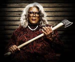 Box Office Wrap Up:  Madea Scares Off Competition