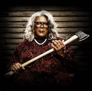 Box Office Wrap Up: Madea Scares Off Competition.