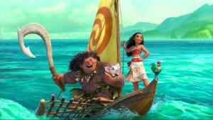 Box Office Wrap Up: Moana Feasts, Others Starve.