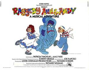 Movies That Ruined My Childhood: Raggedy Ann & Andy.