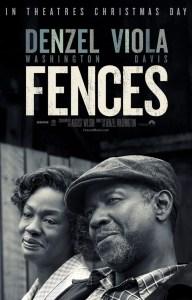 Movie Review: Fences.