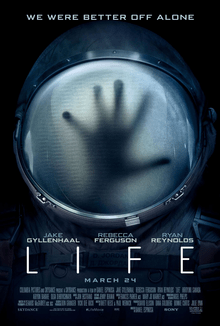 Movie Review: Life.