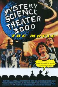 Retro Review: Mystery Science Theater 3000 The Movie.