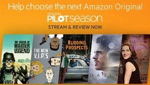 Amazon Pilot Season 2017