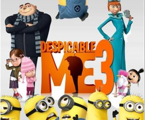 Box Office Wrap Up:  Despicable Me 3 Raises, The House Folds.