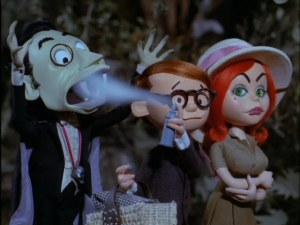 Retro Review: Rankin/Bass Mad Monster Party.