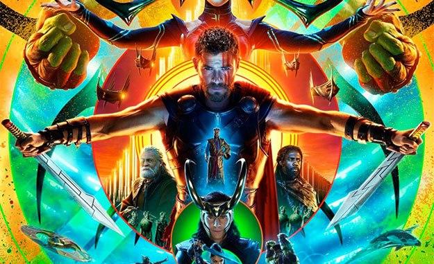 Coming Soon Trailers: Thor - Ragnarok.