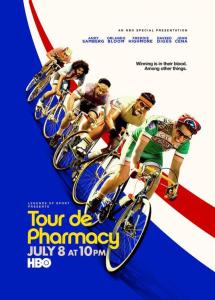 Tour de Pharmacy featuring John Cena