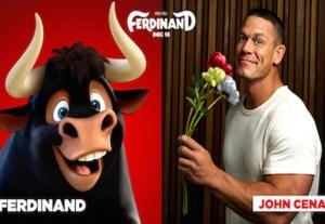 Ferdinand featuring John Cena