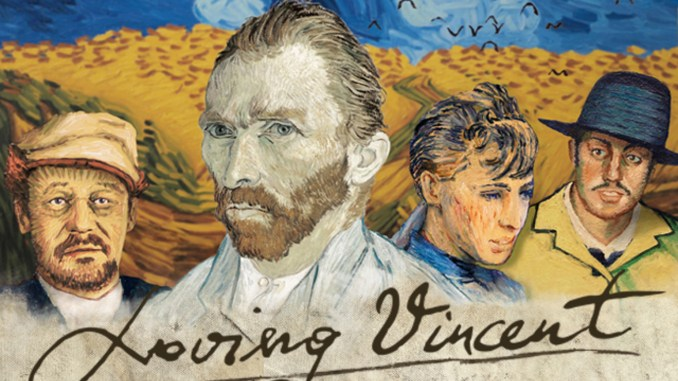 Movie Review: Loving Vincent.