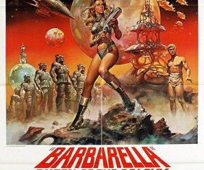Retro Review: Barbarella, Queen of the Galaxy