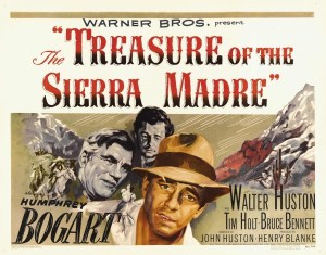 Treasure of the Seirra Madre, John Huston