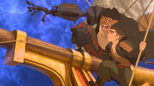 Treasure Planet, Walt Disney Studios