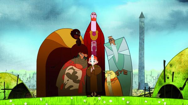VOD Review: The Secret of Kells.