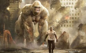 Box Office Wrap Up: Rampage Holds Off Quiet Place.
