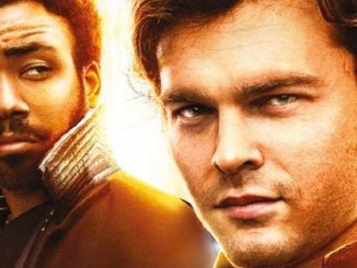 Coming Soon Trailers: Solo - A Star Wars Story.
