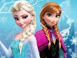 Frozen Yentl movie review