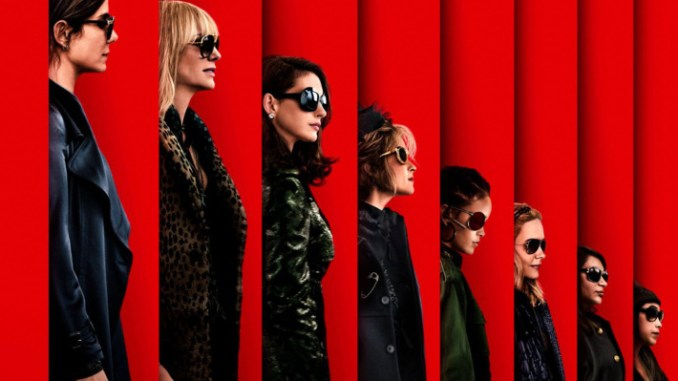 Coming Soon Trailers: Hotel Artemis, Ocean's 8, Hereditary.