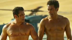 Movie Review: Race 3. Salman Khan and Bobby Deol.