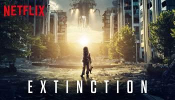 Movie Review Extinction