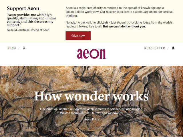 Product Review: Aeon.