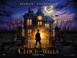 Coming Soon Trailers: The House with a Clock in Its Walls, Life Itself.