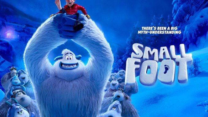 Coming Soon Trailers: Smallfoot, Night School, Hell Fest.