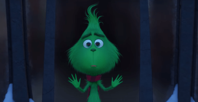 See It Instead Dr Seuss The Grinch