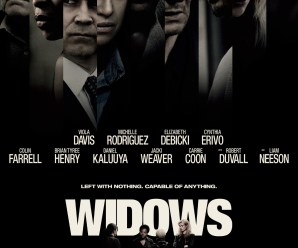 Movie Review: Widows.
