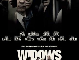 Movie Review: Widows.