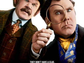 Coming Soon Trailers: Holmes and Watson, Vice.