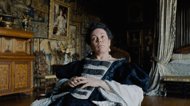 Movie Review: The Favourite.