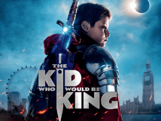 Coming Soon Trailers: Serenity, The Kid Who Would Be King.