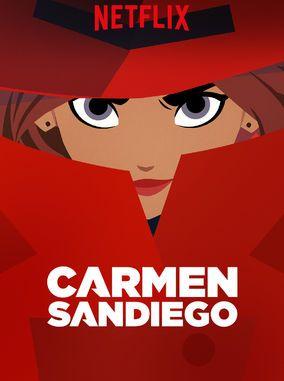 Binge or Purge?: Carmen Sandiego.