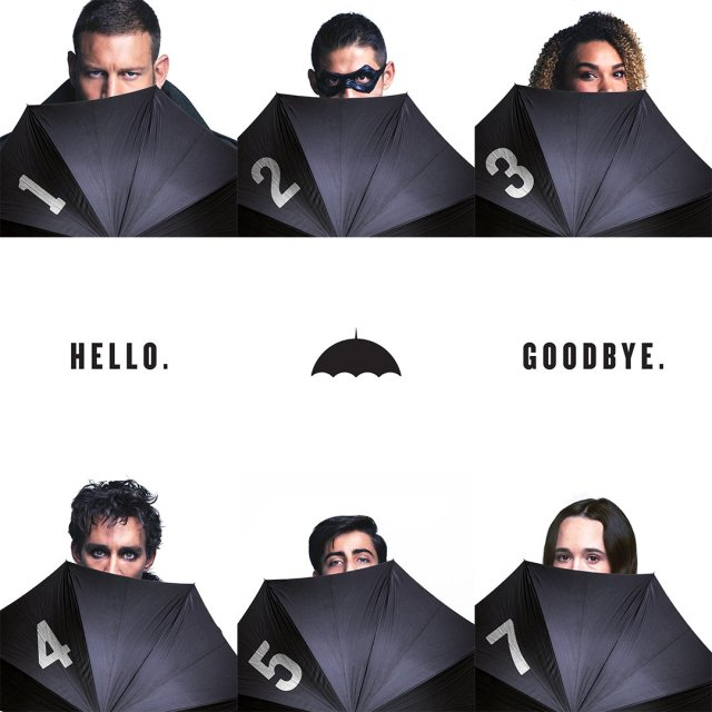 Binge or Purge?: The Umbrella Academy.
