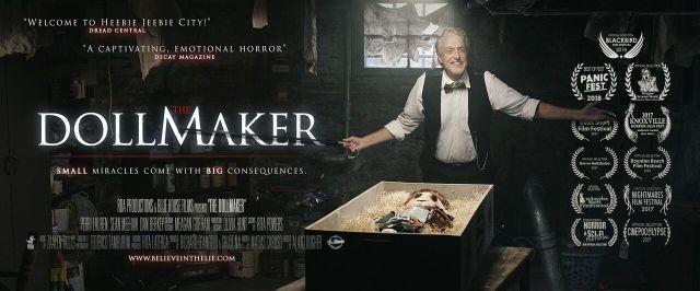 Short Film Review: The Dollmaker.