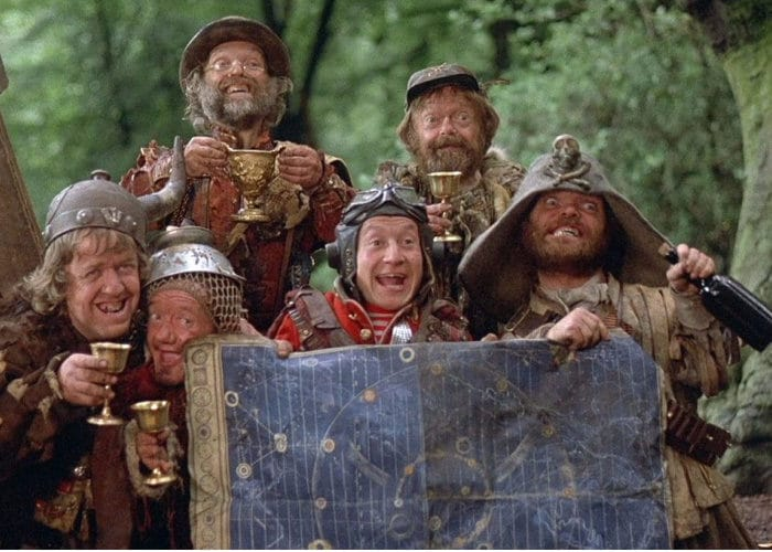 See It Instead: Terry Gilliam Films.