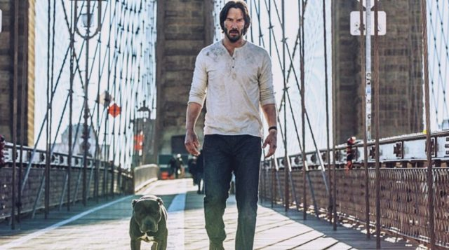 Coming Soon Trailers: John Wick Chapter 3.