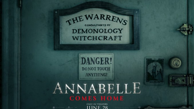 Box Office Wrap Up: Annabelle Finds Nobody Home.