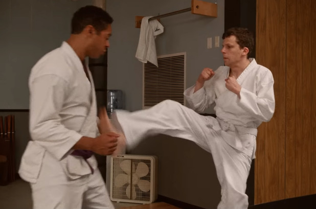 Coming Soon Trailers: Stuber, Crawl, The Art of Self Defense.