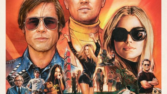 Coming Soon Trailers: Once Upon a Time in Hollywood.