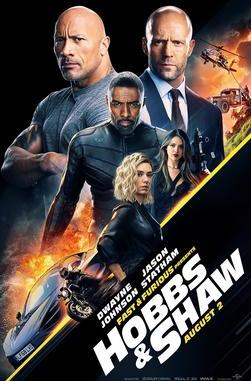 Coming Soon Trailers: Hobbs & Shaw.