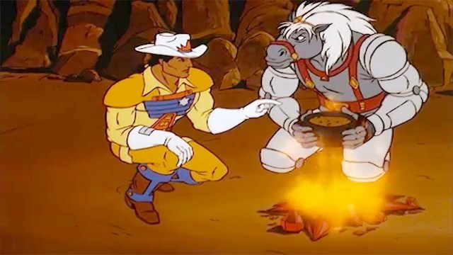 Bravestarr the Movie