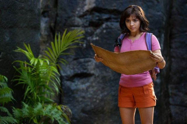 Movie Review: Dora and the Lost City of Gold.