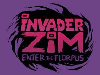 Invader Zim - Enter the Florpus.